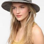 Nubby Floppy Panama Hat