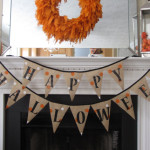 Happy Halloween Banner by Rayna Laneinc