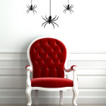 Halloween Spider Decal by House Hold Words