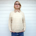 Vintage Unisex Oversized Sweater by BoBoVintage