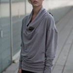Grey Boyfriend Sweater by JenFashion