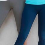 Cotton Capri Yoga Pant by satyayogawear