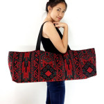 Handmade Yoga Mat Bag by VeradaBags