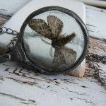 Moth Necklace by boele
